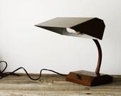 Vintage Mid Century Gooseneck Desk Lamp
