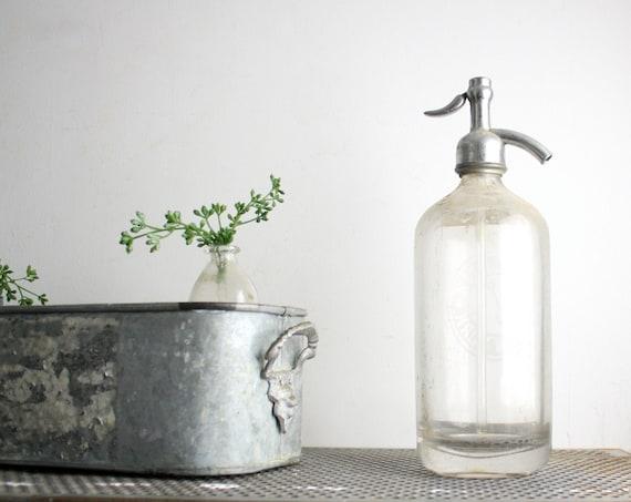 Vintage Asbury Park Seltzer Bottle
