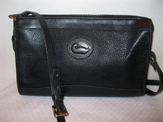 Auth Dooney and Bourke satchel shoulder bag purse vintage gorgeous