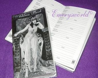 Theda Bara Address Book