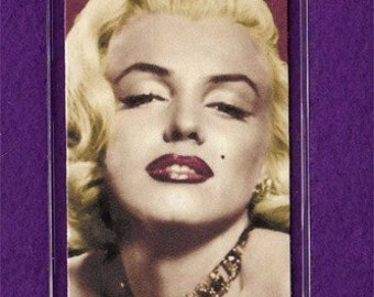 Marilyn Monroe BookMark no.2