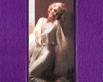 Jean Harlow BookMark no.3
