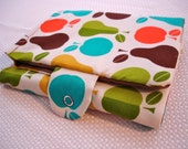 Interchangeable Knitting Needle Organizer Case - Fruit