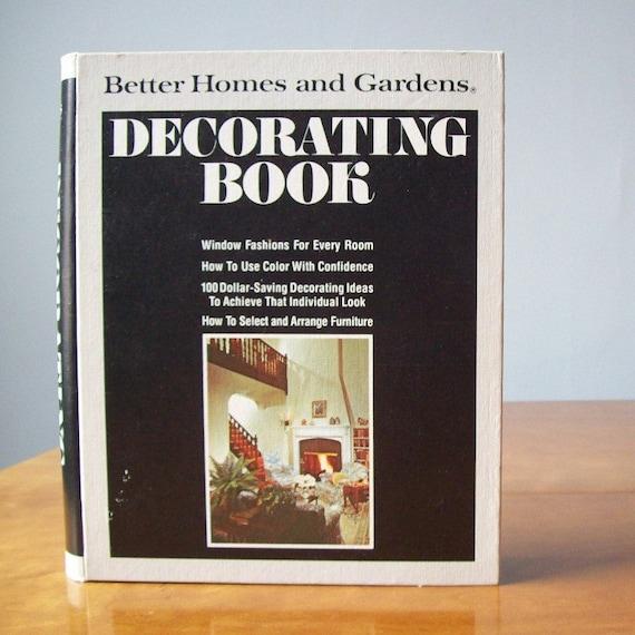 Retro decor ideas 1975 better homes and gardens decorating - Better homes and gardens decorating ideas ...