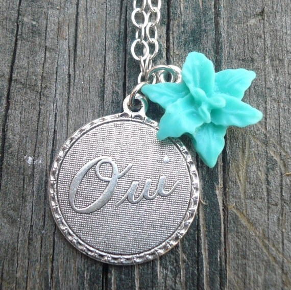 Oui Oui Necklace (FRANCE)