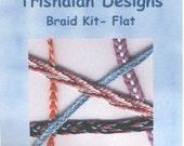 Trishalan Designs Kumihimo Kit - Flat