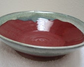 Earth-Water-Fire Wide Serving Bowl