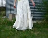 Caravan Petticoat....Custom-made to your measurements.
