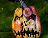 Altan the Jack O'Lantern, Pumpkin with a brand new burning soul