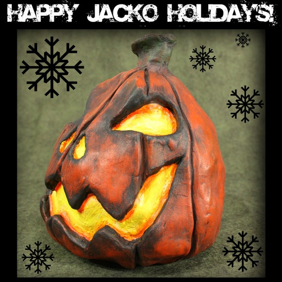 Jack O'Lantern Sculpture, Ignis Fatuus, Jack of the swamps.