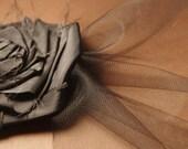 Black Cocktail Flower