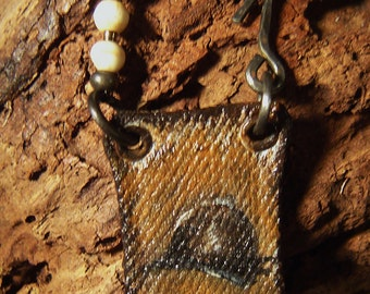 The Hunter Equestrian Necklace Hunter Jumper Equine Jewelry