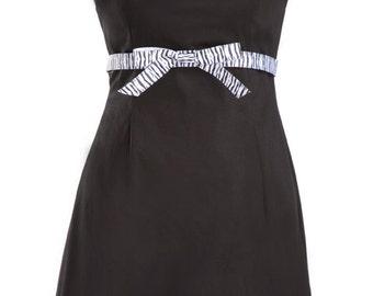 Black Dress- Spaghetti strap