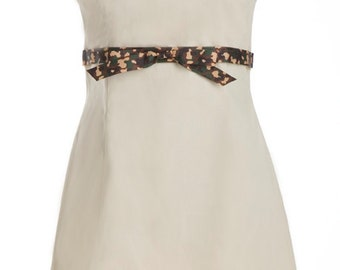 Khaki Dress- Sundress