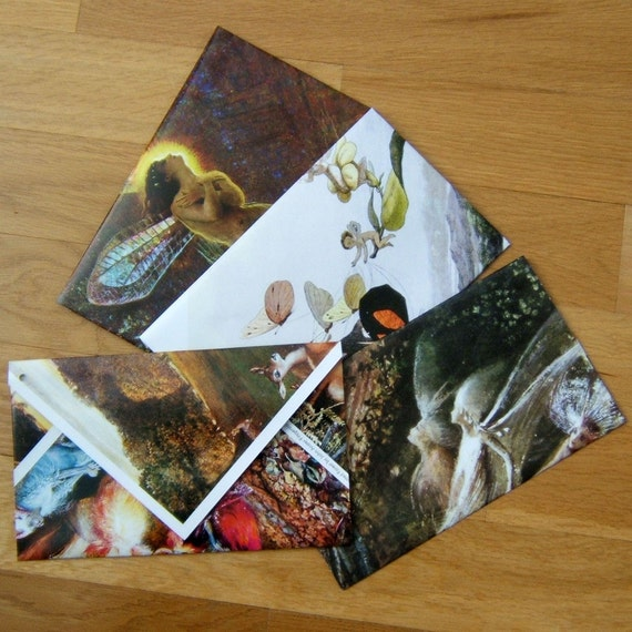 fairy and fantasy envelopes