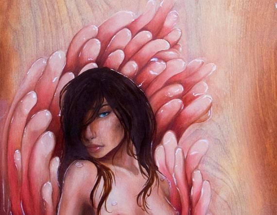 Paradise Lost - Open Edition fine art print