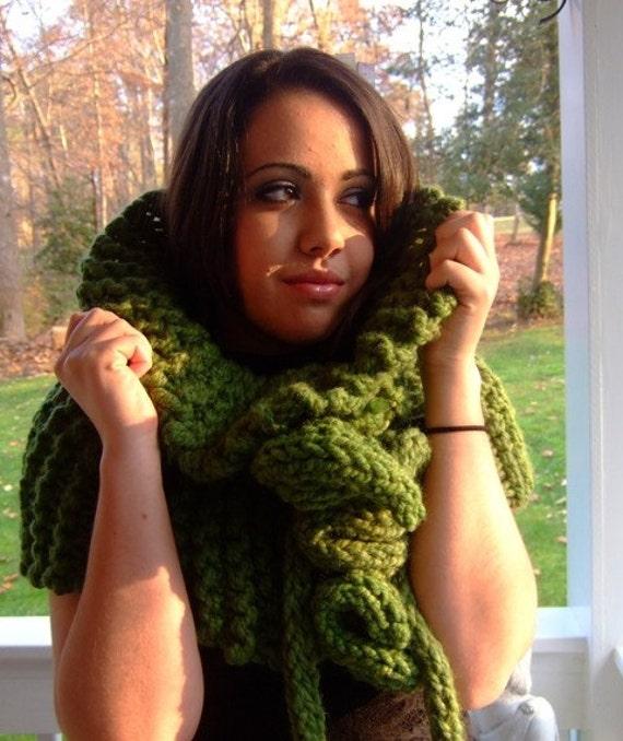 PDF - Cowl Knitting Pattern - Cowl-A-Bunga
