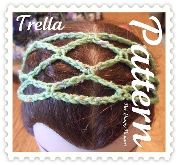 PDF - Headband Pattern, Crochet