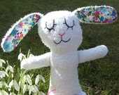 Snowdrop the Easter Bunny