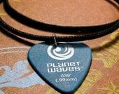 Council Estate Guitar Pick Necklace