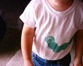 Caterpillar Creeper or t shirt