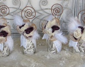 Table Card/Place Card Holders set of 4