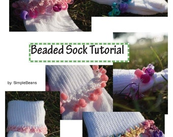 Beaded Sock Tutorial and Pattern