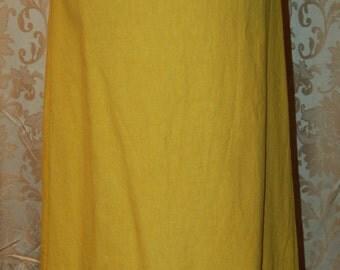 HEMP MARIGOLD CORONA skirt
