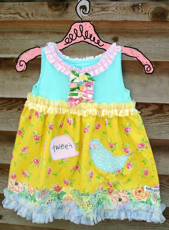Tweet How Sweet Is This Dress Made To Order