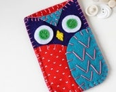 Felt Owl Iphone Case Cozy Samsung Blackberry