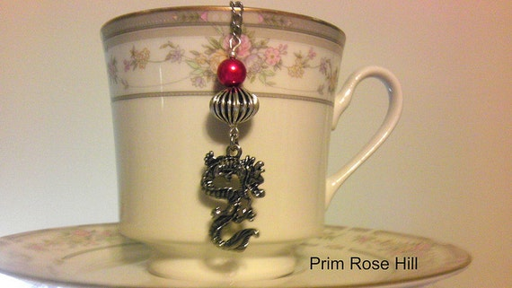 Red Dragon Teaball Tea Infuser