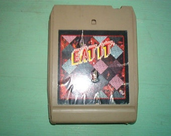1973 Humble Pie EAT IT 8 Track Tape