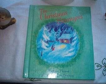 1976 The Christmas Strangers HB Children's Book Marjorie Thayer Illus Don Freeman