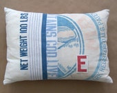 SOWN Pillow by Rebecca