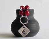 Ladybug Necklace - Ladybug Jewelry - Insect Jewelry