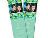 Save the Date Bookmarks (set of 50)