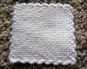 Woven Coasters - Set of Seven Square Coasters