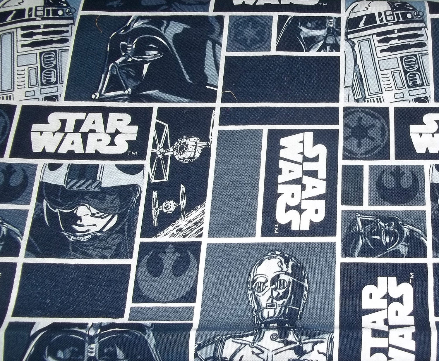 Chandeliers pendant lights for Star wars fabric
