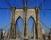 Brooklyn Bridge - Signed Fine Art Photographs