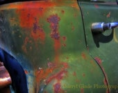 Rusted Truck - Signed Fine Art Photograph