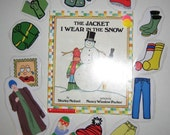 The Jacket I Wear in the Snow Literacy Unit Story Cards PDF Format