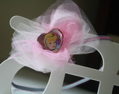 CINDERELLA Pink Headband