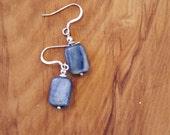 Tranquility Kyanite Earrings