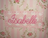 Order for Ros--Customised Bag 'Isabelle'