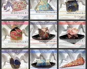 PAPERESQUE BUNDLE -- 9 TUTORIALS and PATTERNS (PDF) -- Learn to Make Beautiful Handmade Boxes