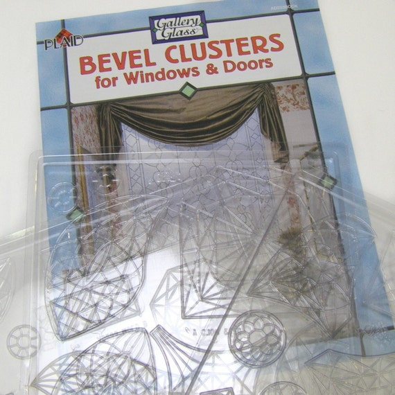 Plaid Gallery Glass Bevel Clusters For Windows And Doors