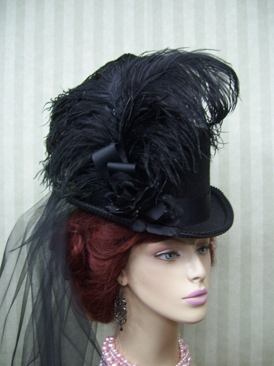 Victorian riding hat pattern