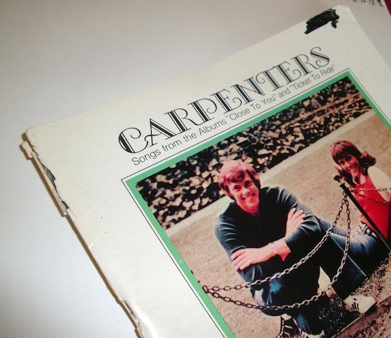 Karen  Richard Carpenter Songs From Albums  (432-11)