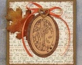 Autumns Blessings Greeting Card