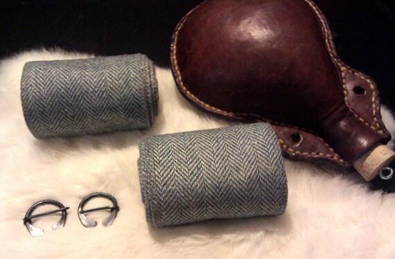 Winingas - Viking leg wraps with pins